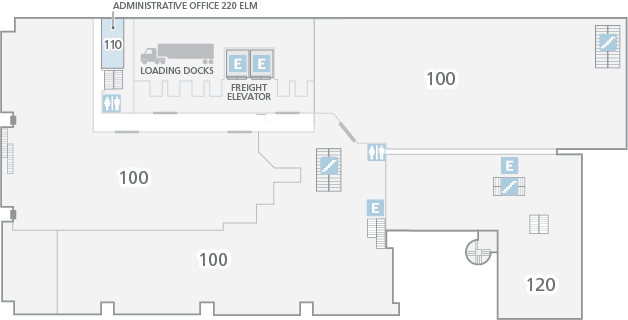 Floor Plan for Level 1